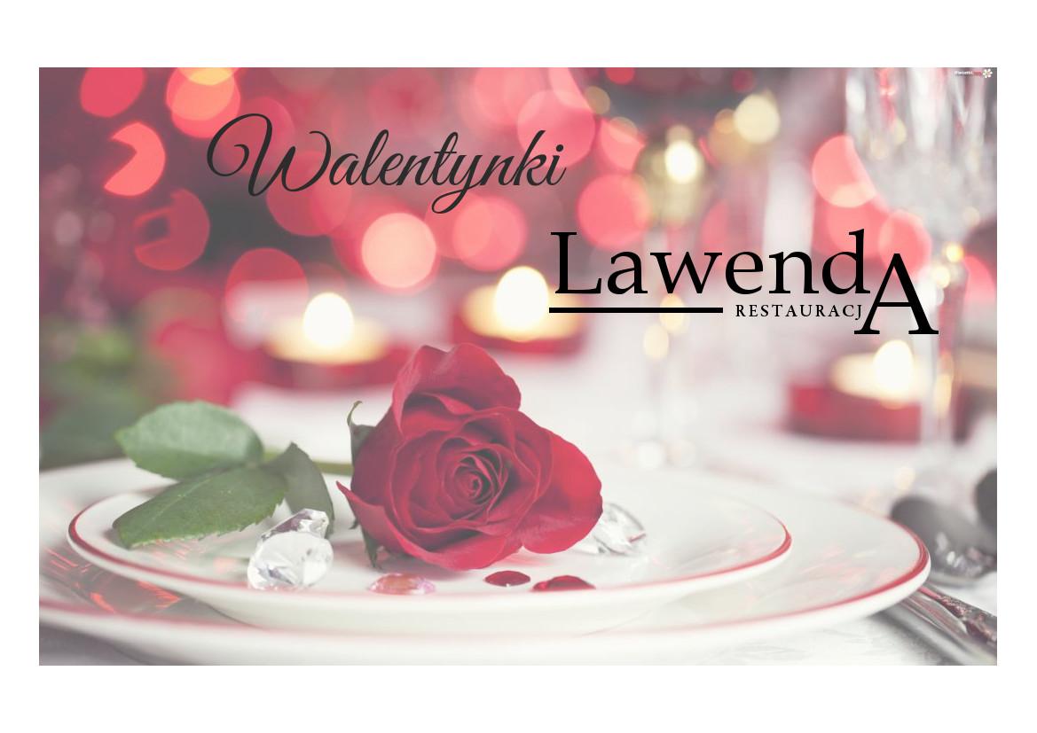 Walentynki gdańsk - Restauracja Lawenda Gdańsk Zaspa